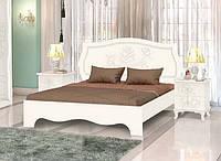 """Кровать """"Роза"""" Белый, фото 1"""