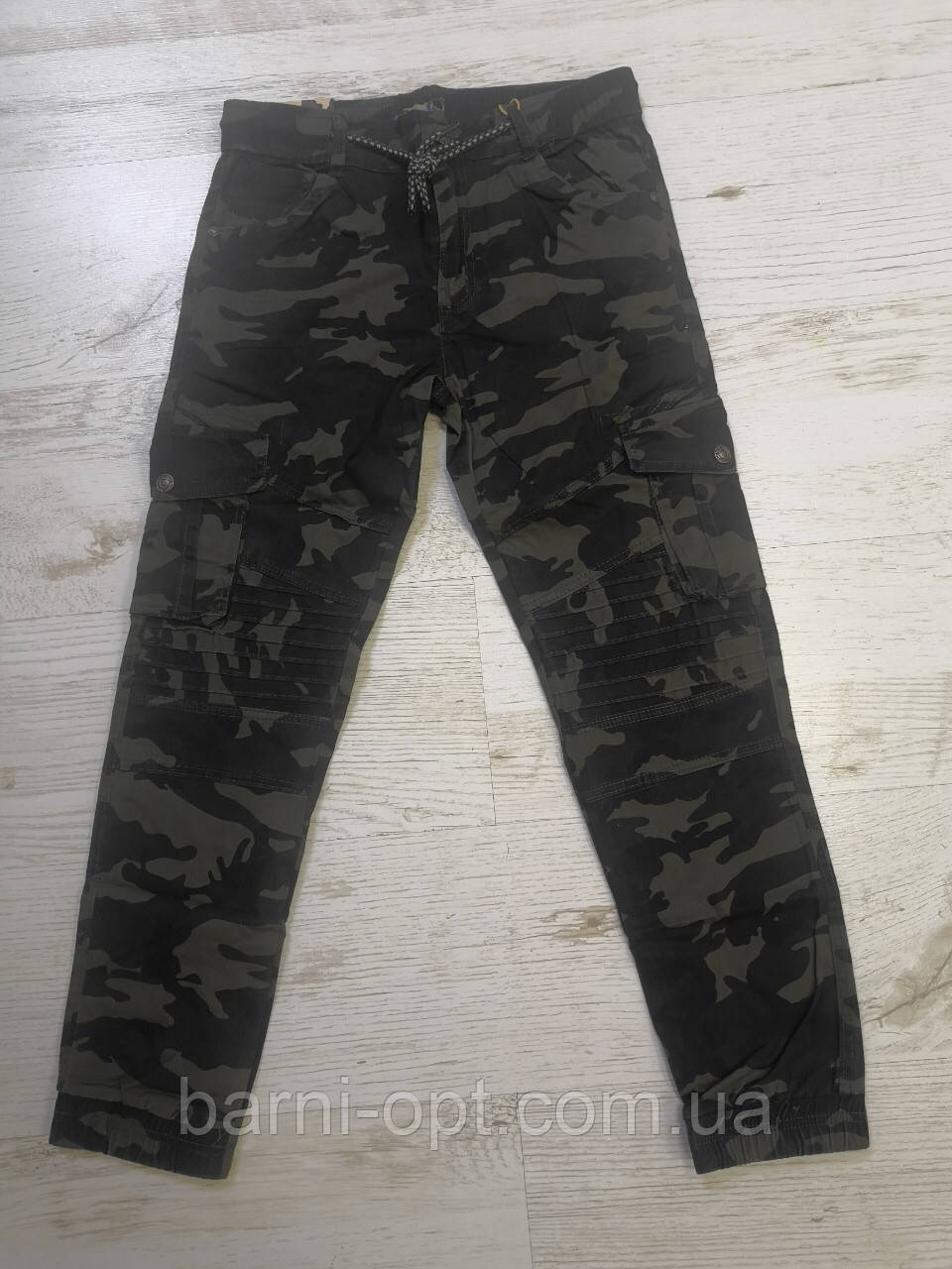 Коттоновые брюки для мальчиков, Seagull 134-164 рр