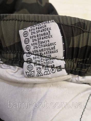Коттоновые брюки для мальчиков, Seagull 134-164 рр, фото 2