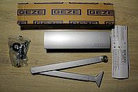 Дверной доводчик GEZE TS 2000 V BC с тягой, фото 1