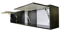 Полка навесная 180х30х40 см. Цвет на выбор ПП001, фото 1