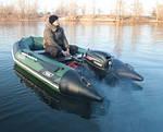 Обкатка лодочного мотора - статья с рекомендациями по правильному выполнению.