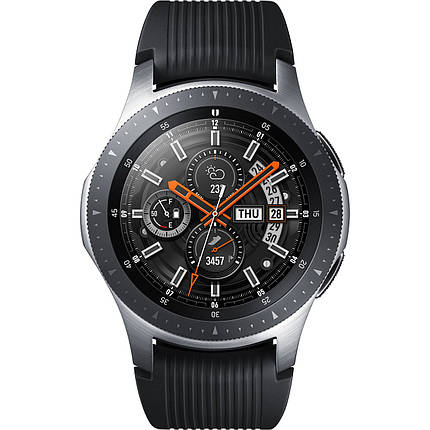 Смарт-часы Samsung Galaxy Watch 46mm Silver LTE (SM-R805), фото 2