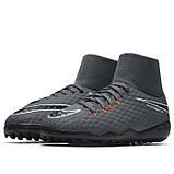 Сороконожки Nike HypervenomX Phantom 3 Acacemy DF TF Junior AH7293-081, фото 4