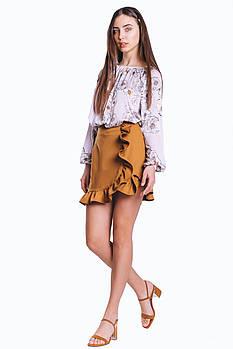 Женская юбка длина мини, коротка