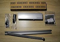 Доводчик GEZE TS 3000 V со скольз.шиной +фиксация, фото 1