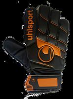 Перчатки вратарские Uhlsport FANGMASCHINE STARTER SOFT 100053802, 6
