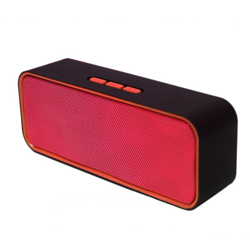 Bluetooth Колонка SС-3 II Red