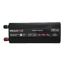 Перетворювач напруги 12v-220v 7000W MEGAVOLT