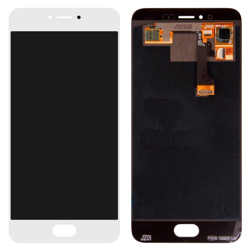 LCD Meizu Pro 6 + touch White Original