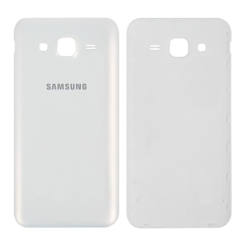 Задняя крышка Samsung J500H (J5) White OR
