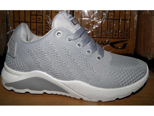 Кроссовки подростковые Jomix X 66-3 серый *18337