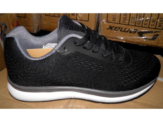 Кроссовки подростковые Jomix 8213-6 черный
