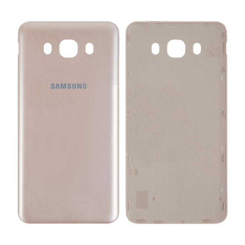 Задняя крышка Samsung J710F (J7-2016) Gold OR