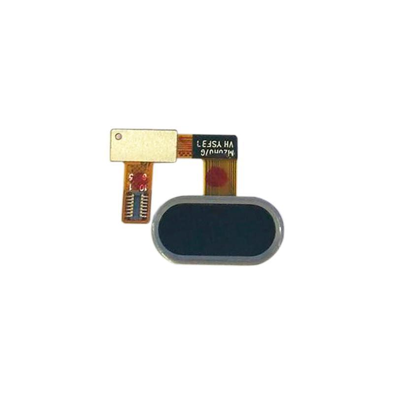 Flat Cable Meizu U20 with home button Black