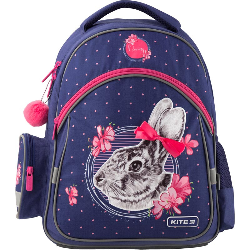 4e345b370d4e Рюкзак школьный Kite Education Fluffy bunny K19-521S - Ялинка в Харькове