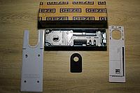 Напольный доводчик GEZE TS 500N EN3 без фиксации + крышка