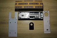 Напольный доводчик GEZE TS 500 NV без фиксации с крышкой
