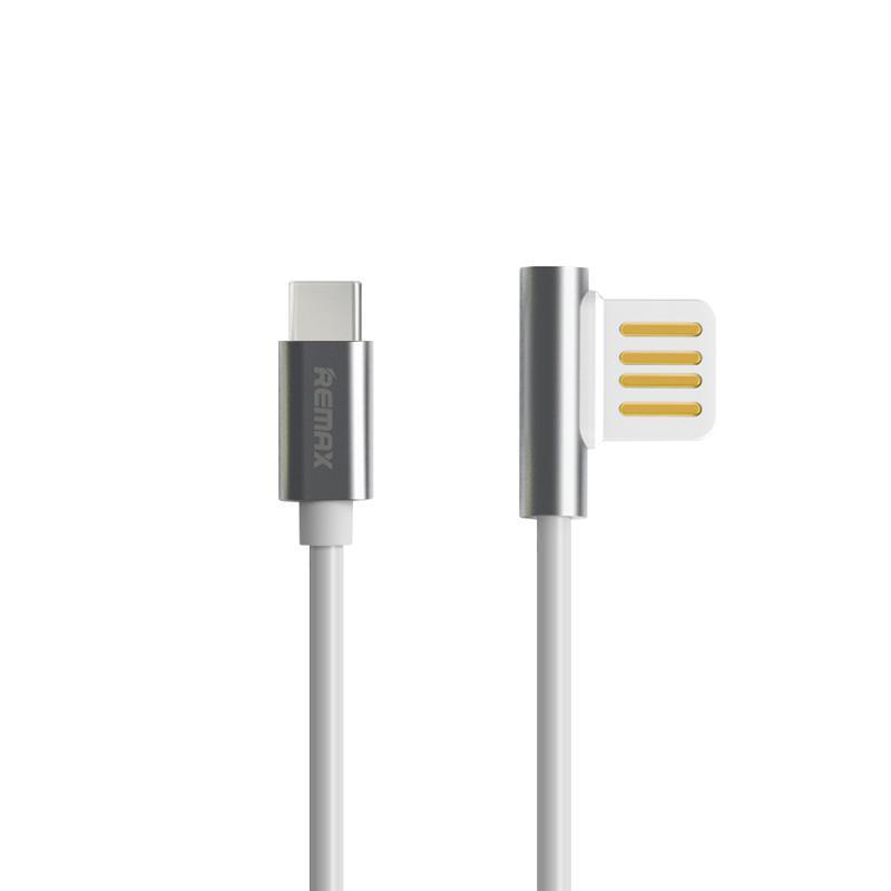 USB Cable Remax (OR) Emperor RC-054a Type-C Silver 1m