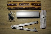 Дверной доводчик GEZE TS 2000 V ВС + тяга с фиксацией, фото 1