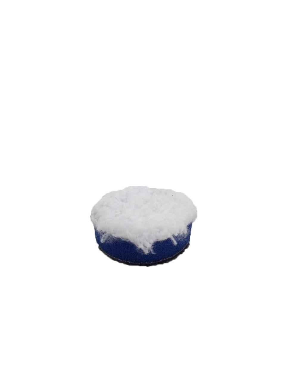 Полировальный круг микрофибровый жесткий - Lake Country Microfiber White Cutting 32 мм. (MF-150 CUT)