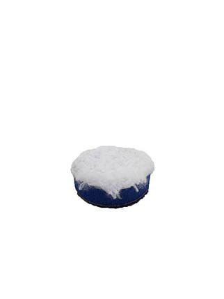 Полировальный круг микрофибровый жесткий - Lake Country Microfiber White Cutting 32 мм. (MF-150 CUT), фото 2