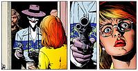 Манга, графічні романи, комікси