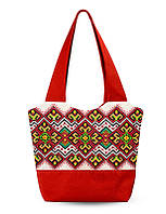Дамская сумка Украинская вышивка