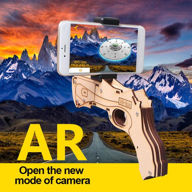 Ar game gun: пистолеты и автоматы виртуальной реальности