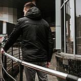Мужская ветровка  анорак  Intruder Hypnotic  утепленный  цвета в ассортименте, фото 3