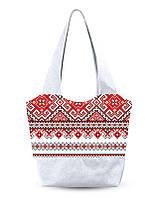 Дамская сумка Праздничный узор