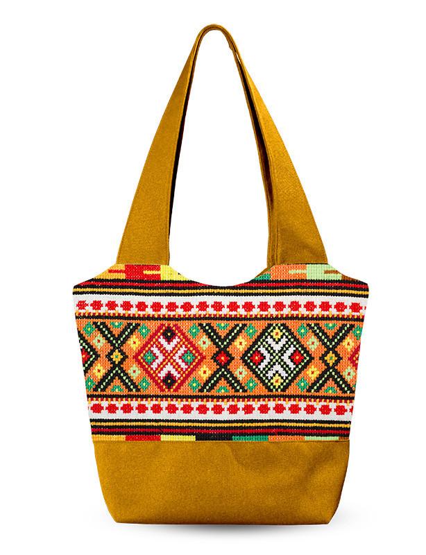 Женская сумка Орнамент украинский
