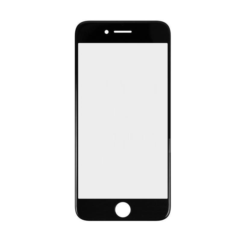 Стекло + Рамка iPhone 7 Black
