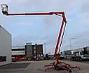 Прицепной подъемник SkyHigh 1800, электро, 18 метров рабочая высота, 230V, 215 кг грузоподъемность, фото 4