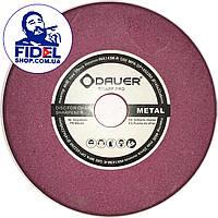 Профессиональный круг для заточки цепей DAUER SHARP PRO 145*22,2*6 мм не жжет металл