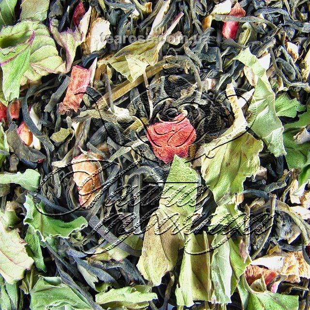Зелений чай «Гранатовий браслет»