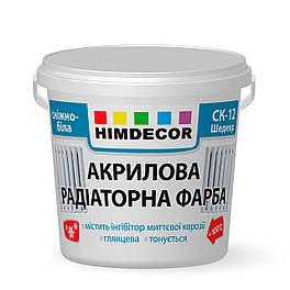 Акрилова фарба для радіаторів опалення Himdecor Шедевр СК-12