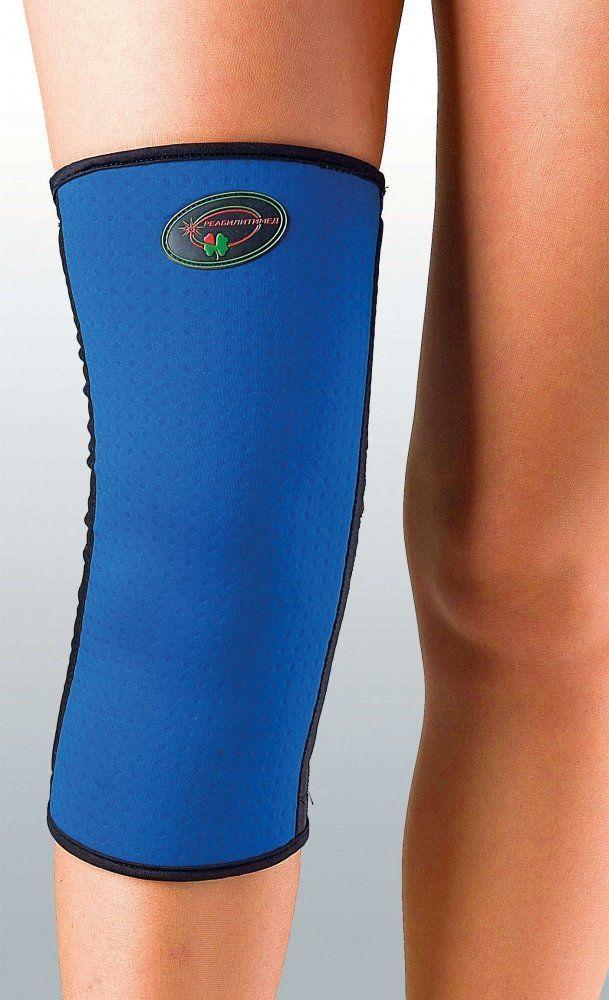 Бандаж эластичный для средней фиксации колена К-1У, S