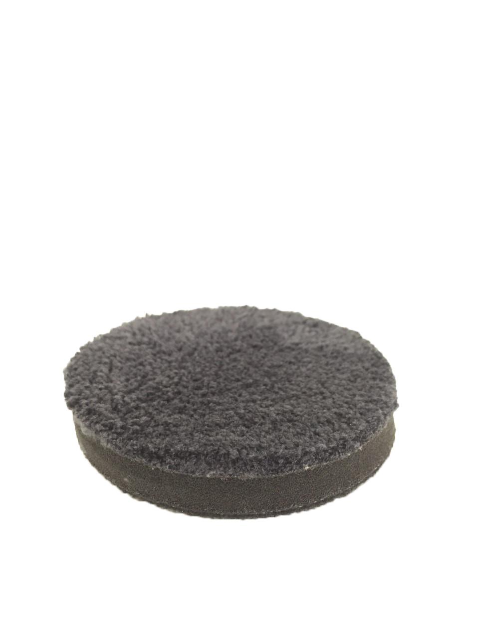 Полировальный круг микрофибровый антиголограмный - Lake Country Microfiber Black Polishing 75 мм. (MF-325 POL)