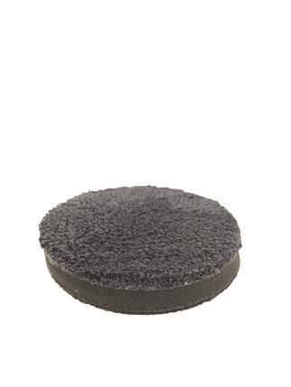 Полировальный круг микрофибровый антиголограмный - Lake Country Microfiber Black Polishing 75 мм. (MF-325 POL), фото 2