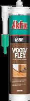 Акриловый герметик Akfix AS608 310 мл для дерева
