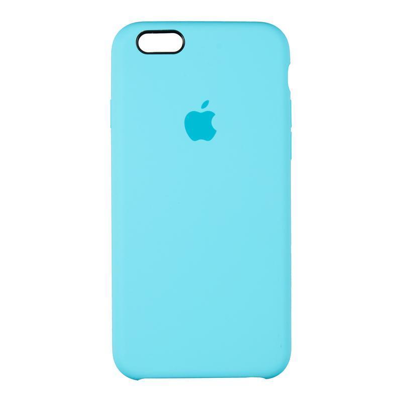 Чехол-накладка Pro Soft для телефона iPhone 5 Light Blue (16)