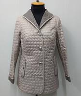 Куртка женскаядемисезонная - П-72- цвет-молоко
