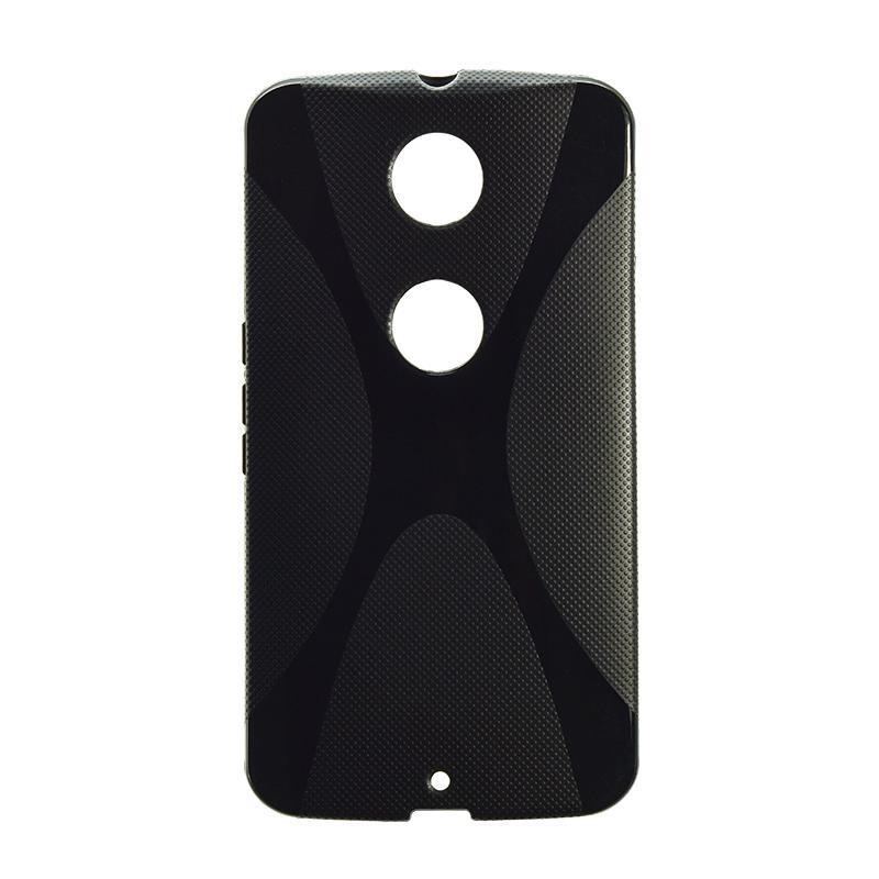 Силиконовый чехол для Motorola Moto C Plus Black