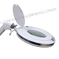 Увеличительная лампа-лупа CQ-6017-Н LED — 3 диоптрий 9W