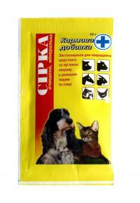 Сера кормовая 1 кг уп. кормовая добавка для животных и птицы