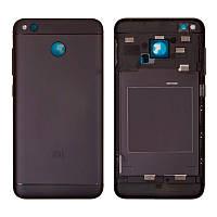 Задняя крышка Xiaomi Redmi 4x Black OR