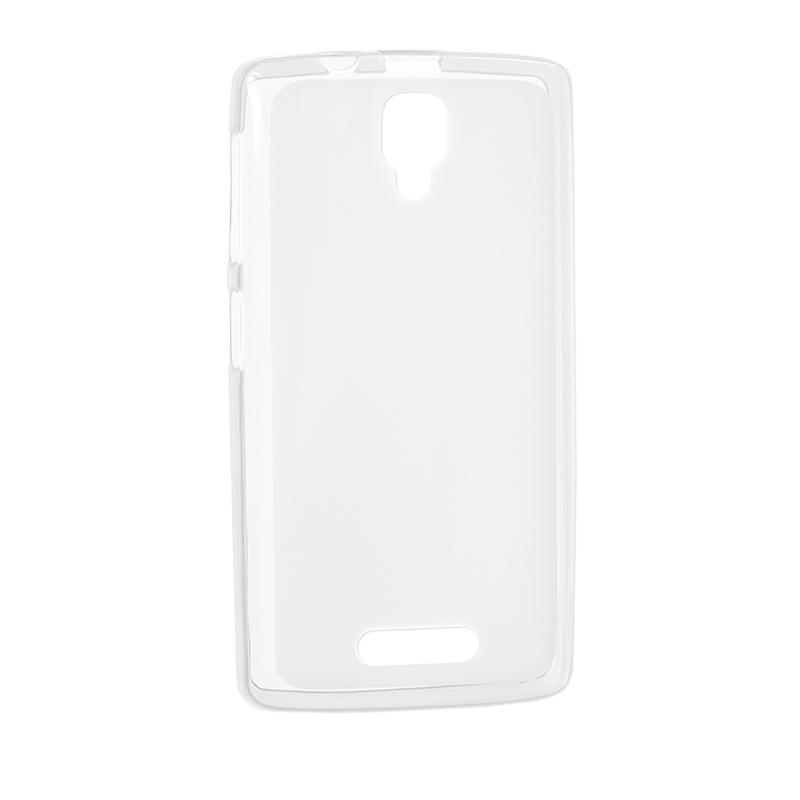 Силиконовый чехол для Meizu M5c White