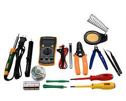 Інструменти, обладнання, матеріали