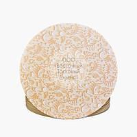 Подложка под торт усиленная — Винтаж Ø25 см, ДВП, фото 1
